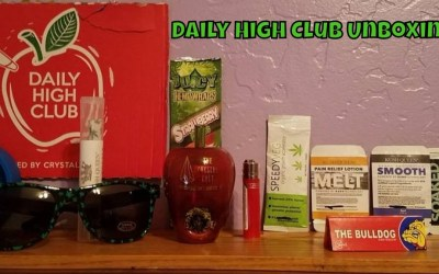Daily High Club Unboxing September 2017 with Nicola Dickens   **Re-Published**