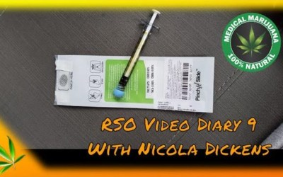 Free My Cure RSO Video Diary 10 with Nicola Dickens