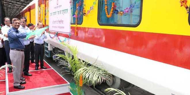Humsafar Express Train