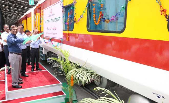 Humsafar Express Train