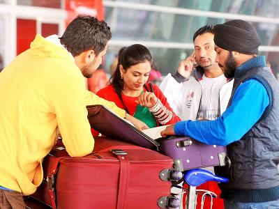 Spouse's name not on passport? Carry proof of marriage