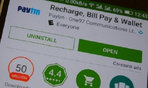 PayTM Launches POS