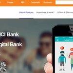 e Wallet ICICI Bank   ICICI Pockets   UPI ICICI Bank App