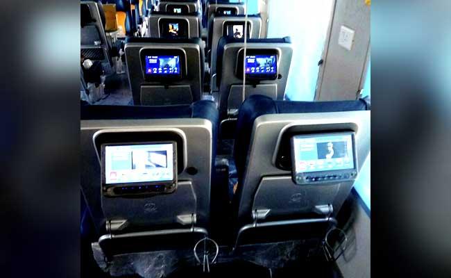 Luxurious Tejas Express Train