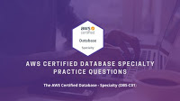 AWS Certified Database - Specialty-Practice Questions