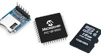 SD Card Interfacing with PIC Microcontroller