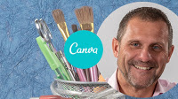 Learn Graphic Design Quick using Free Canva software (2020).