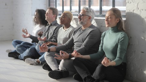 Meditation Power: Stress Relief For The Busy & The Beginners