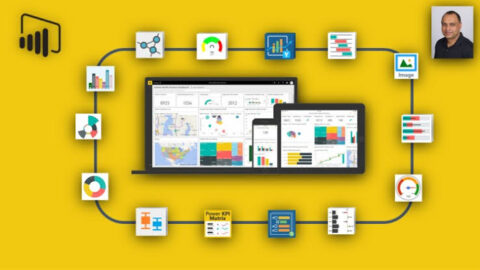 SSAS Tabular Model with Power BI - A comprehensive training