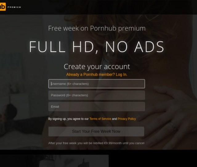 Free Pornhubpremium Com Porn Passwords