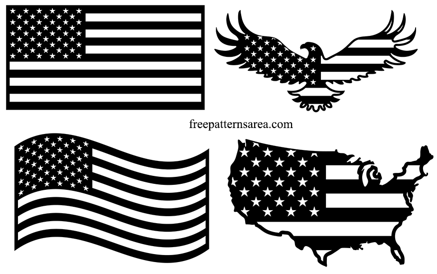 Download Usa, United States, American Flag Vector Images ...