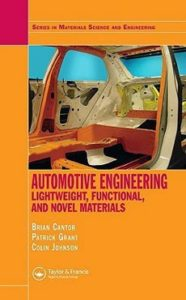 automotive engineering pdf, automotive engineering, automotive engineering book