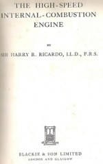 Harry Ricardo