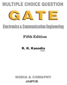 mcq for gate ece by rk kanodia, mcq books for gate ece, best mcq book for gate ece, mcq for gate ece, multiple choice questions for gate-ece