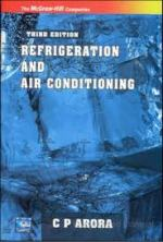 Refrigeration and Air Conditioning Book