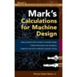 Calculations for Machine Design PDF