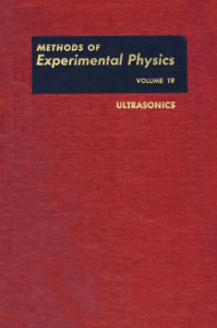 Methods of Experimental Physics Ultrasonics by L.Marton and C.Marton,  Methods of Experimental Physics Ultrasonics,  Methods of Experimental Physics Ultrasonics by L Marton and C Marton,  Methods of Experimental Physics Ultrasonics by Marton and Marton,   Methods of Experimental Physics Ultrasonics,   Methods of Experimental Physics Ultrasonics book,   Methods of Experimental Physics Ultrasonics pdf
