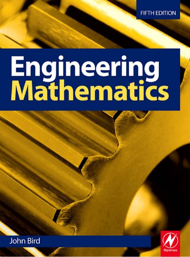 Engineering Mathematics John Bird PDF