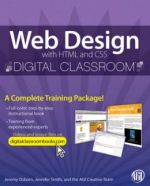 Web Design with HTML and CSS Digital Classroom