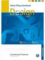 [PDF] Sheet Piling Handbook Design
