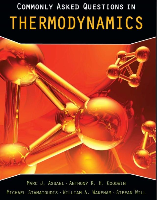 Commonly asked questions in thermodynamic