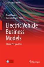 Electric Vehicle Business Models