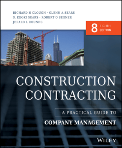 Construction Contracting A Practical Guide to Company Management