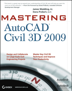 Mastering-AutoCAD-Civil-3D-2009