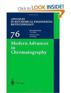 modern advances in chromatography pdf