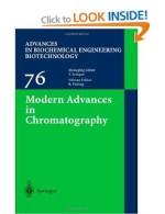Modern Advances in Chromatography – Springer