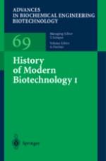 History of Modern Biotechnology I – Springer