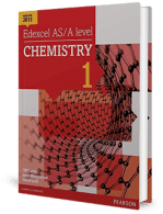 Edexcel AS-A level Chemistry Student Book 1  by Curtis, Murgatroyd  and Scott