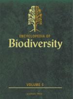 Encyclopedia of Biodiversity – Vol. 1-2-3-4-5