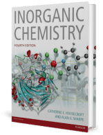 Inorganic Chemistry, 4th Edition by Catherine Housecroft