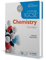 Cambridge IGCSE Chemistry, 3rd Edition by Bryan Earl and Doug Wilford