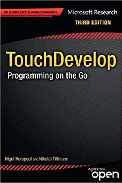 TouchDevelop Programming on the Go 3rd Edition