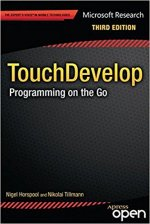 TouchDevelop Programming on the Go