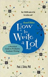 How to Write a Lot: A Practical Guide to Productive Academic Writing book pdf free download