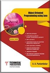 Object Oriented Programming Using JAVA GTU Book (2150704) Book Pdf Free Download