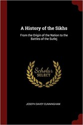 A History of the Sikhs Book Pdf Free Download