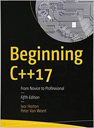 Beginning C++17: From Novice to Professional Book Pdf Free Download