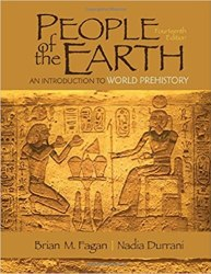 People of the Earth: An Introduction to World Prehistory Book pdf free download Book Drive