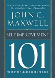 Self-Improvement 101: What Every Leader Needs to Know book pdf free download