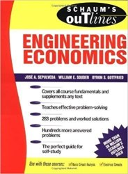 Schaum's Outline of Engineering Economics Book Pdf Free Download