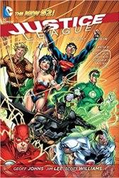 Justice League Vol. 1: Origin (The New 52) Book pdf free download
