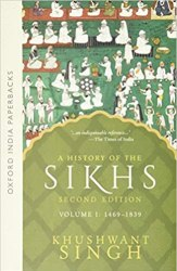 A History of the Sikhs (1469-1839)- Vol 1 Book Pdf Free Download