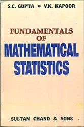 Fundamentals of Mathematical Statistics Book Pdf Free Download