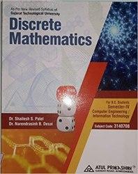 Discrete Mathematics (Atul Prakashan) GTU Book (3140708) Book Pdf Free Download