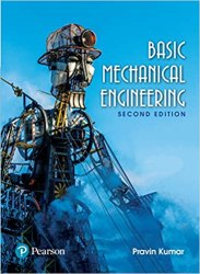 Basic Mechanical Engineering (Pearson) Book Pdf Free Download