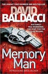 Memory Man (Amos Decker series) book pdf free download